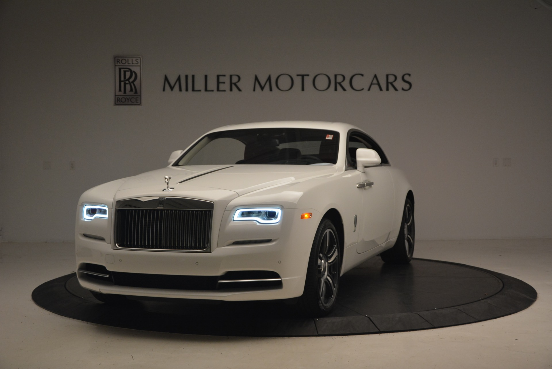 Used 2017 Rolls-Royce Wraith  For Sale In Greenwich, CT 1247_main