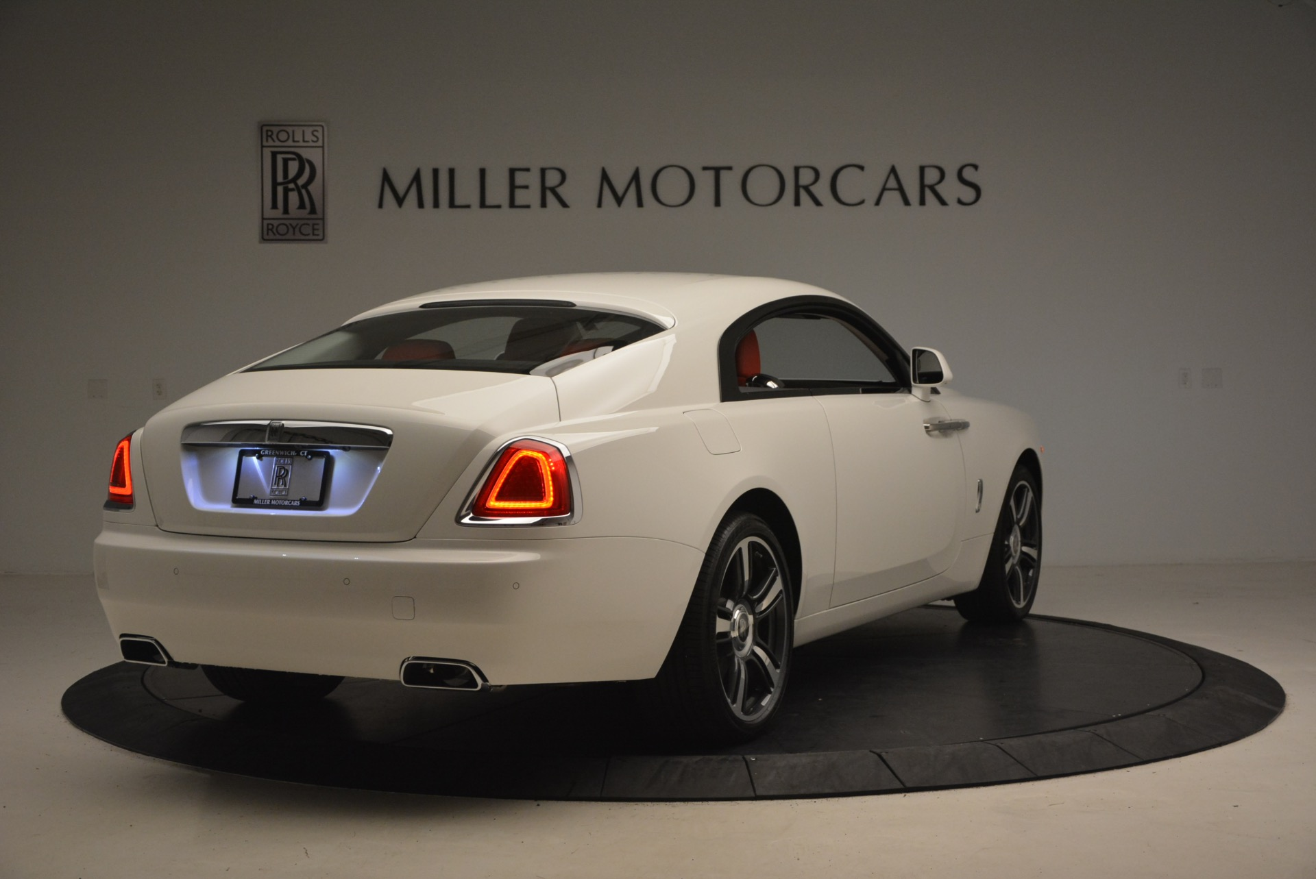 Used 2017 Rolls-Royce Wraith  For Sale In Greenwich, CT 1247_p7