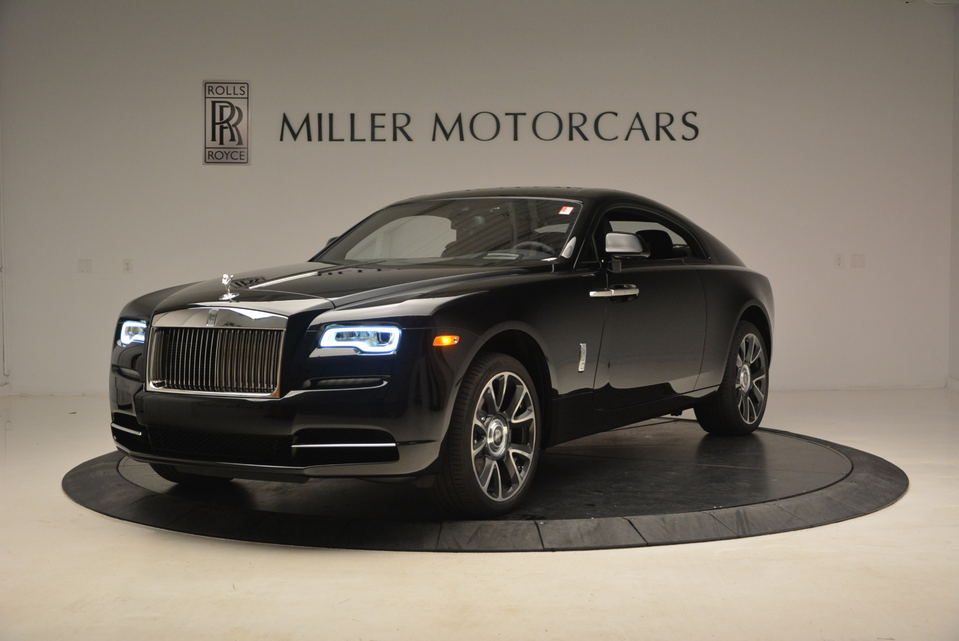New 2018 Rolls-Royce Wraith  For Sale In Greenwich, CT 1248_main