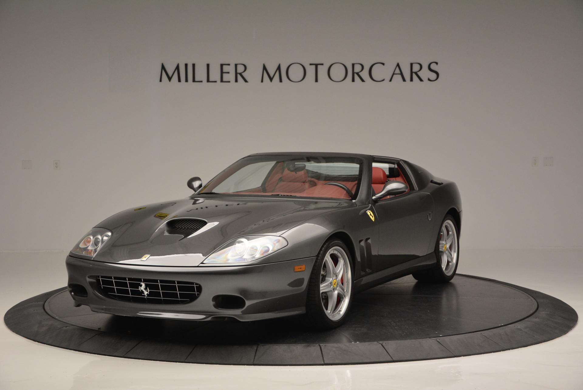 Used 2005 Ferrari Superamerica  For Sale In Greenwich, CT 125_main