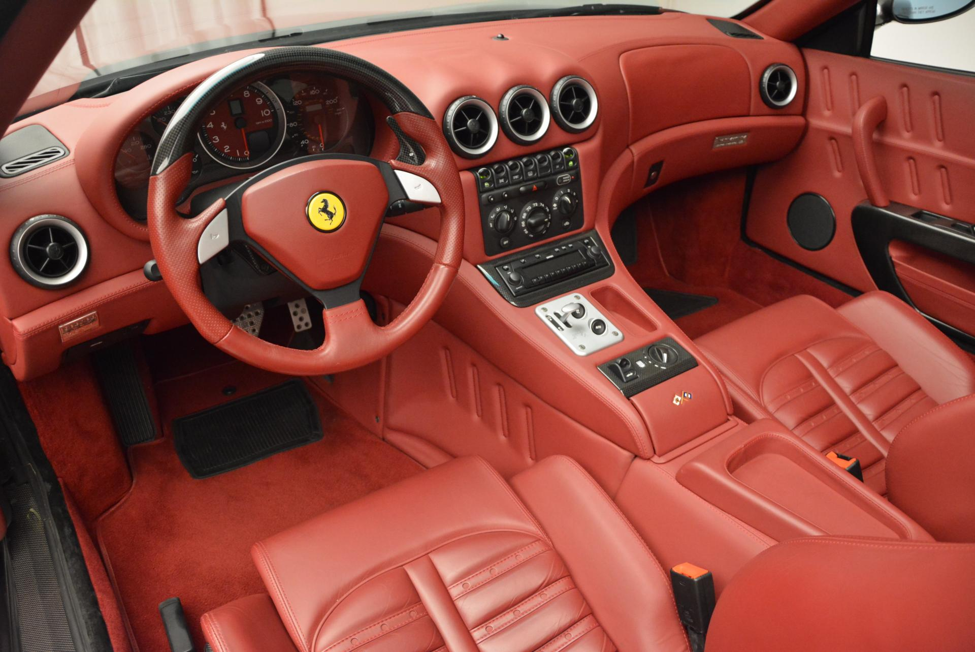 Used 2005 Ferrari Superamerica  For Sale In Greenwich, CT 125_p25