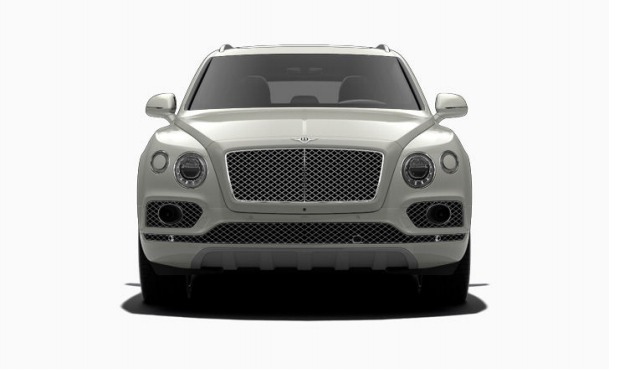 Used 2017 Bentley Bentayga  For Sale In Greenwich, CT 1257_p2