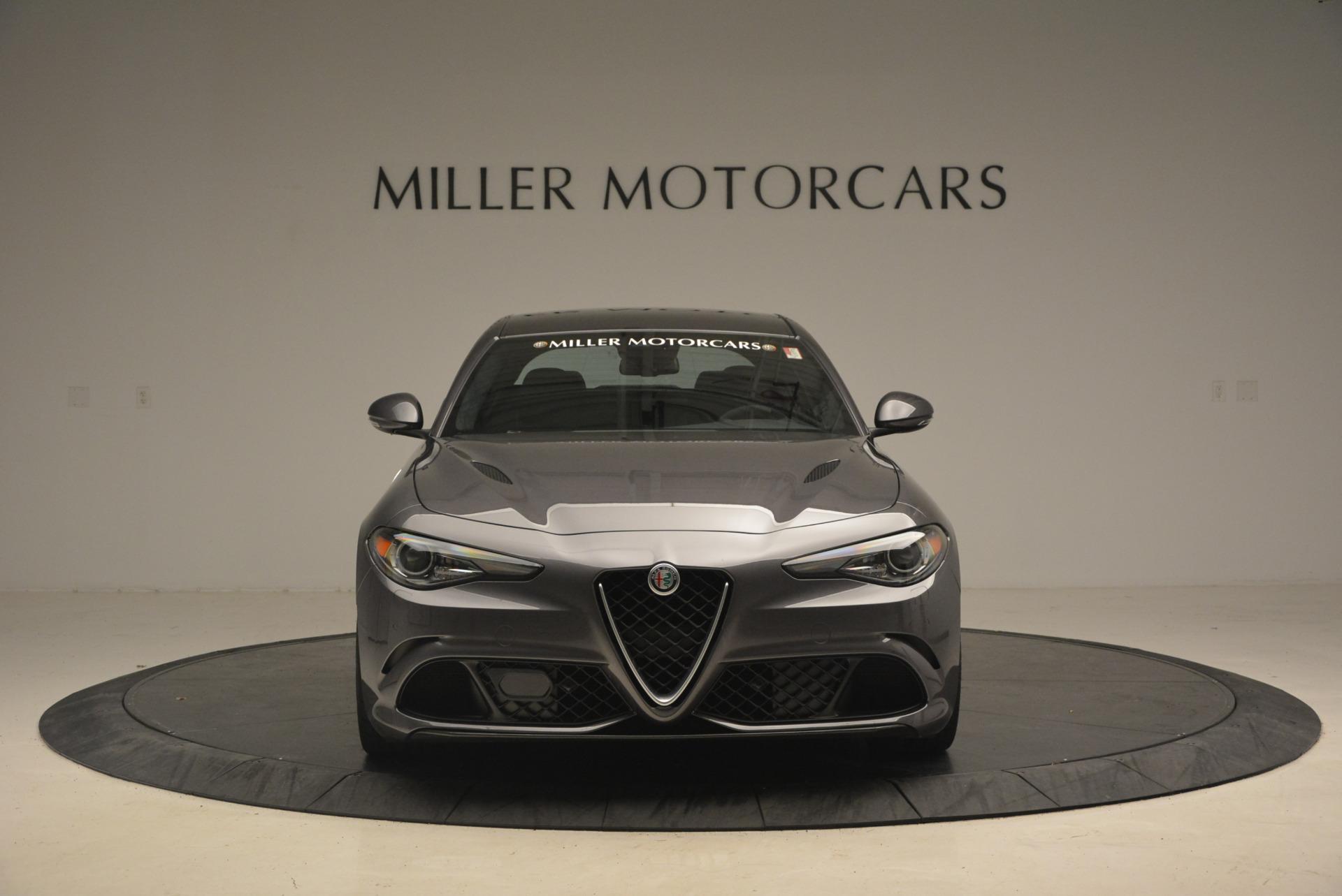 New 2017 Alfa Romeo Giulia Quadrifoglio For Sale In Greenwich, CT 1258_p13