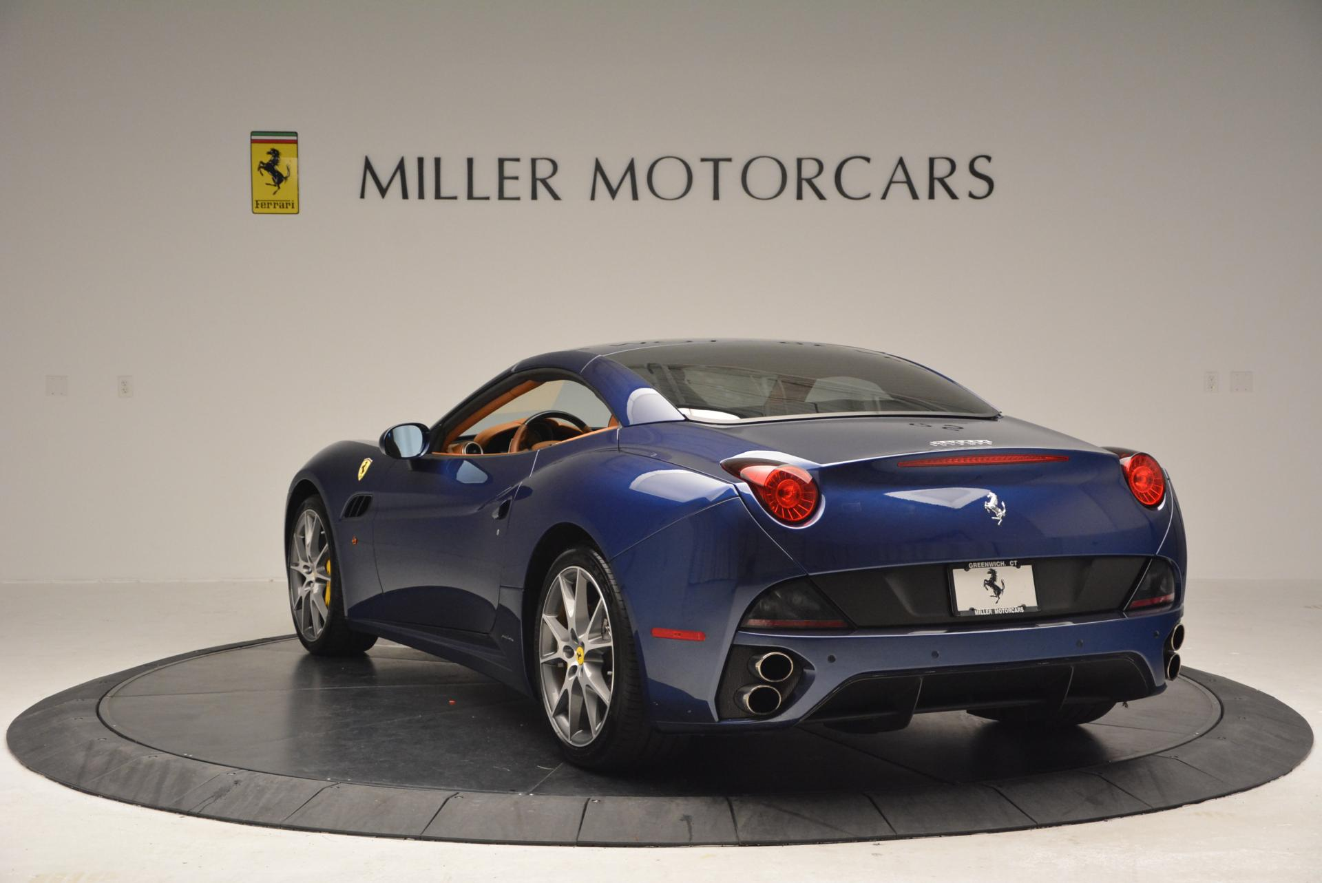 Used 2010 Ferrari California  For Sale In Greenwich, CT 126_p17