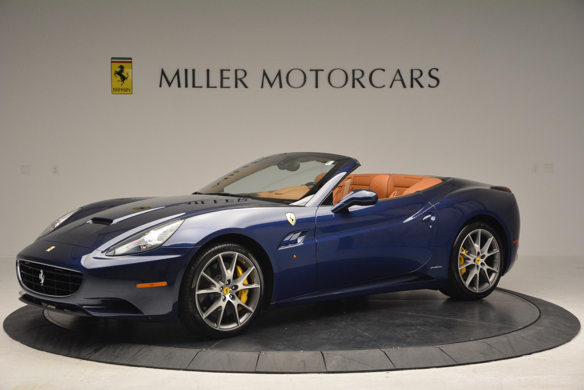 Used 2010 Ferrari California  For Sale In Greenwich, CT 126_p2