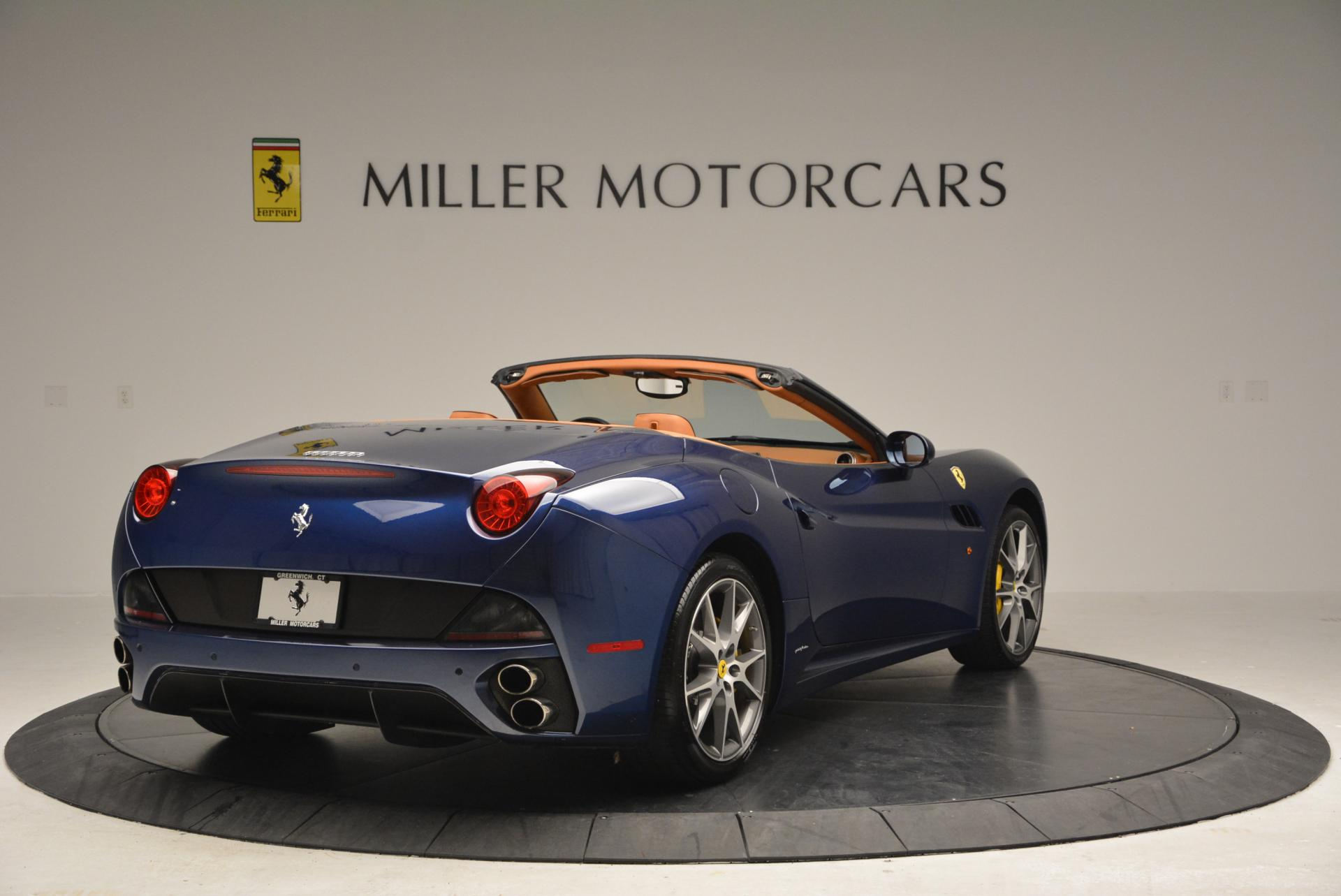Used 2010 Ferrari California  For Sale In Greenwich, CT 126_p7