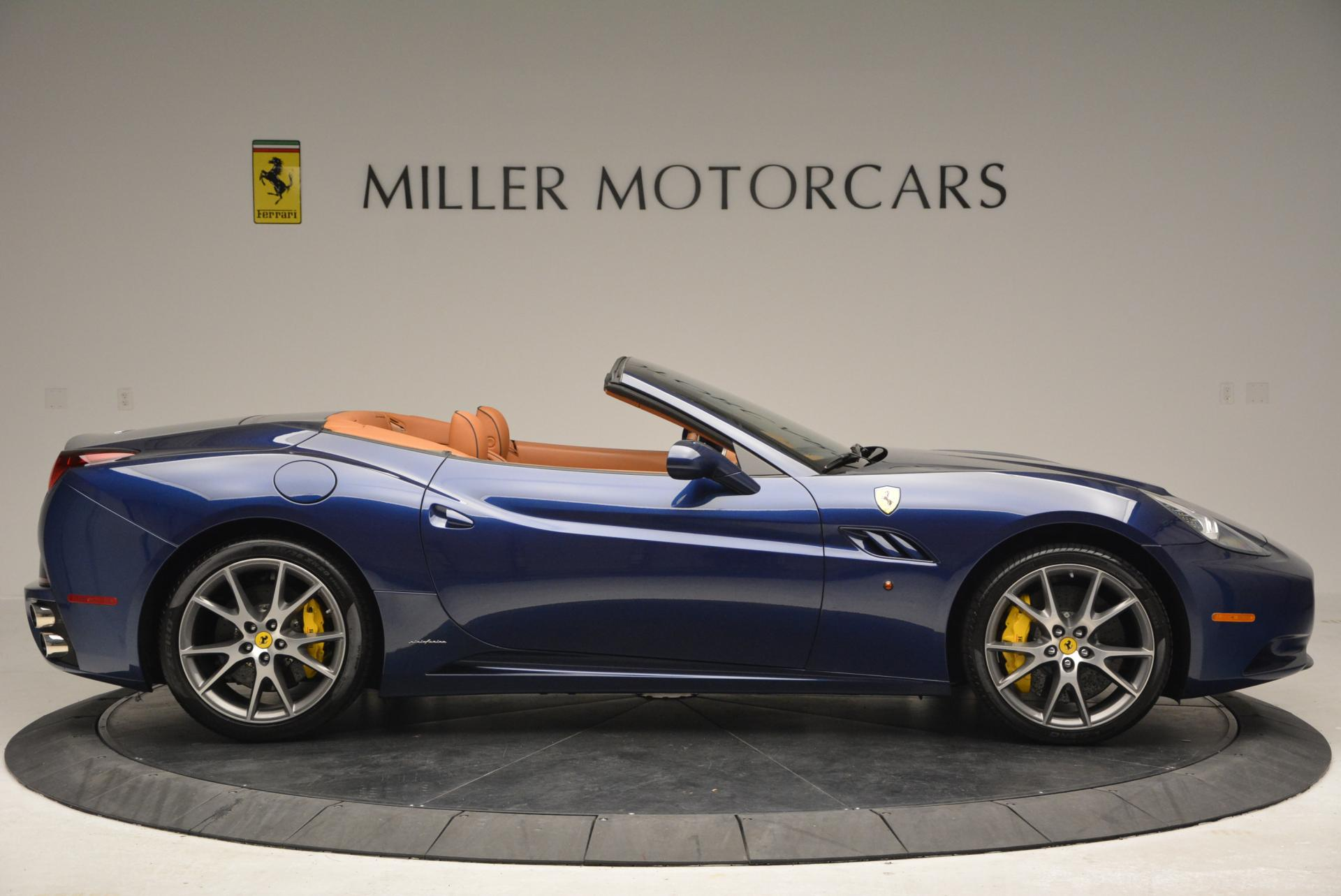 Used 2010 Ferrari California  For Sale In Greenwich, CT 126_p9