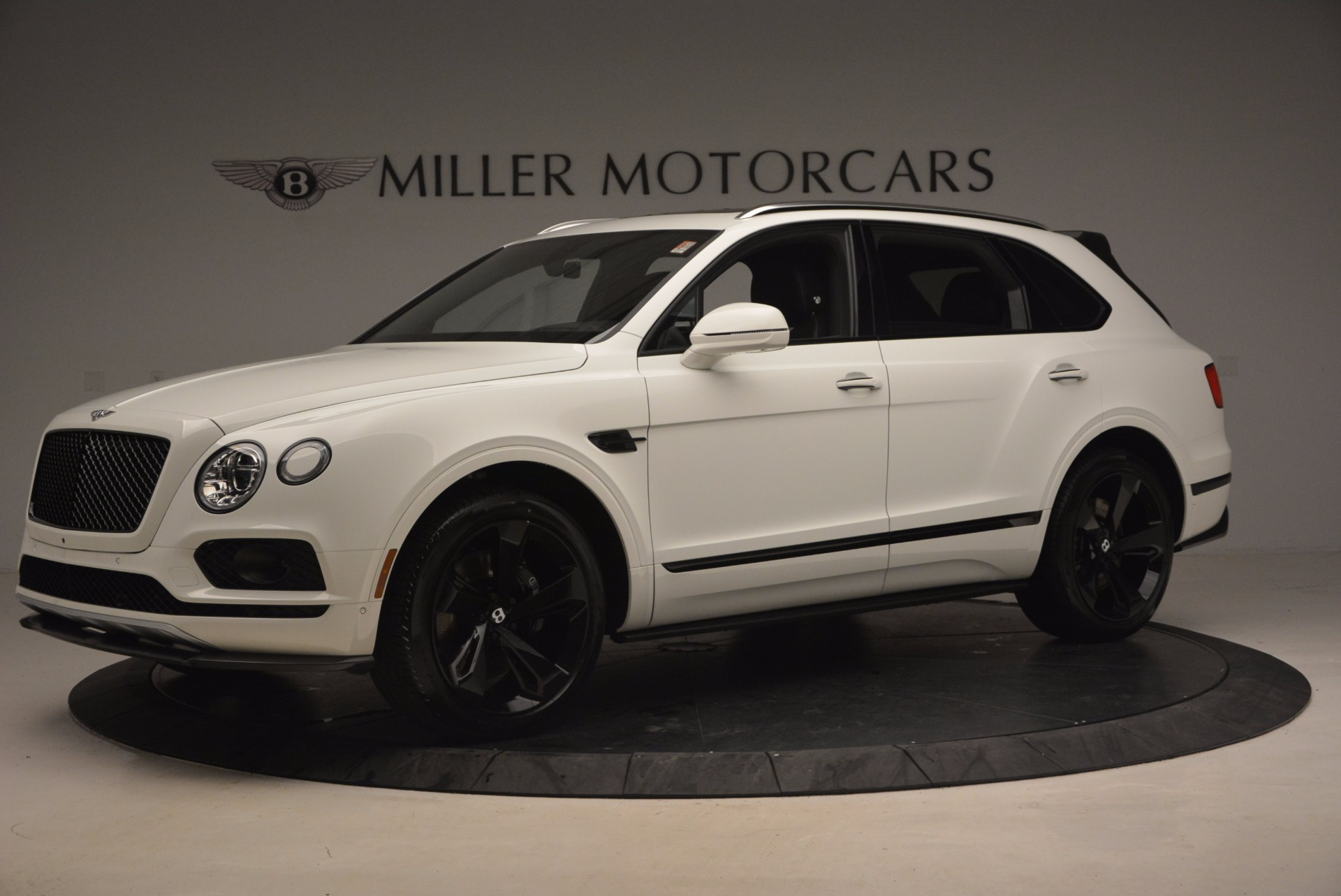New 2018 Bentley Bentayga Black Edition For Sale In Greenwich, CT 1260_p2