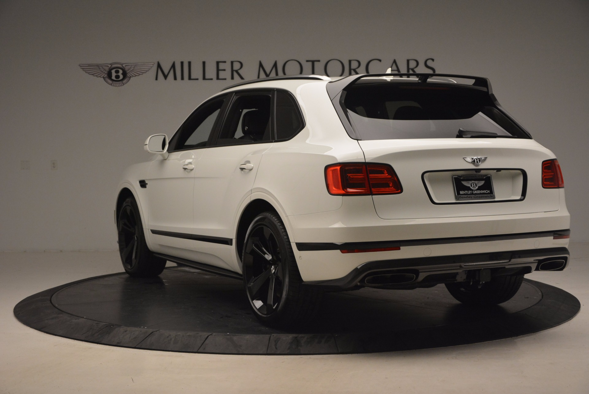 New 2018 Bentley Bentayga Black Edition For Sale In Greenwich, CT 1260_p5
