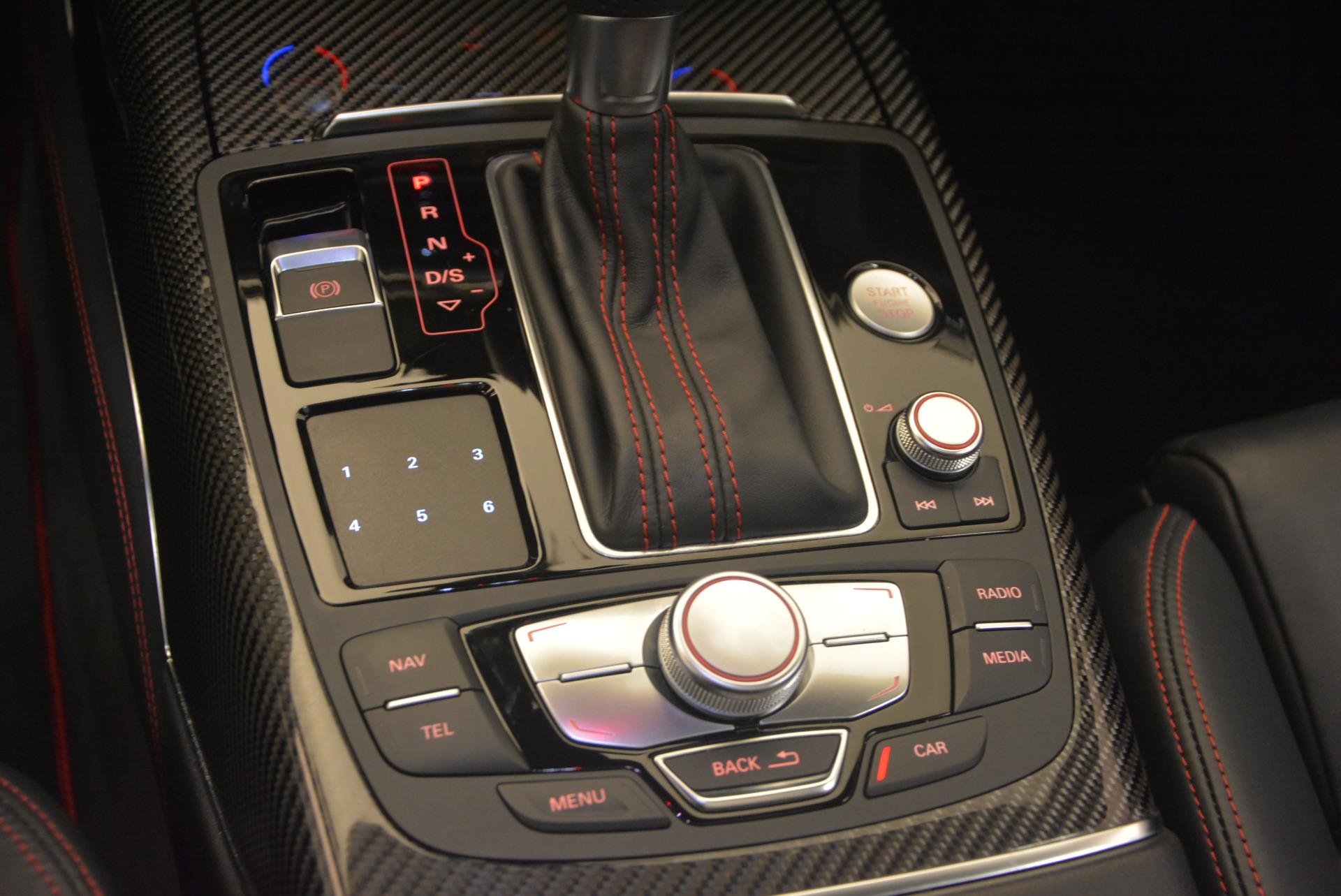 Used 2014 Audi RS 7 4.0T quattro Prestige For Sale In Greenwich, CT 1262_p29