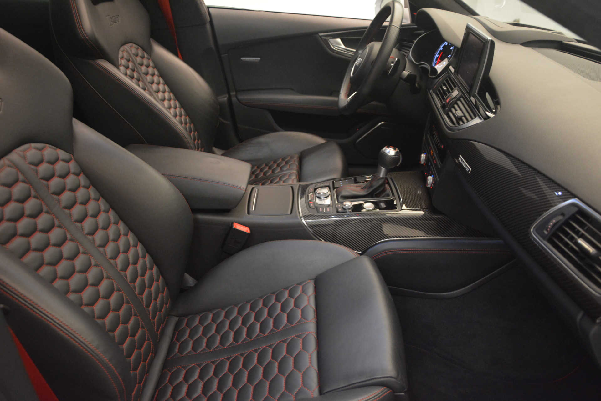 Used 2014 Audi RS 7 4.0T quattro Prestige For Sale In Greenwich, CT 1262_p41