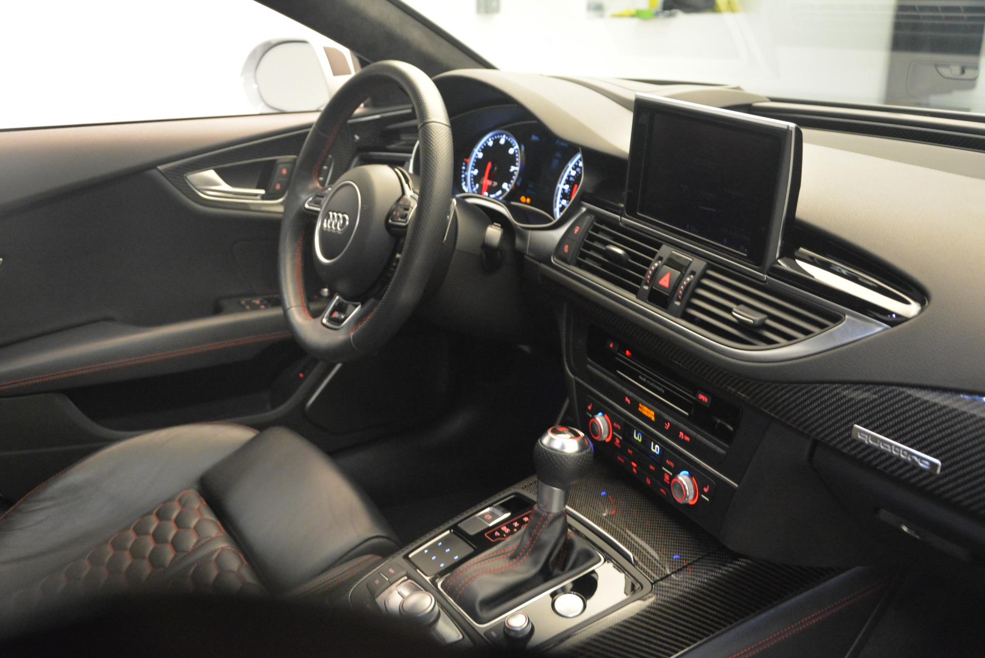 Used 2014 Audi RS 7 4.0T quattro Prestige For Sale In Greenwich, CT 1262_p44
