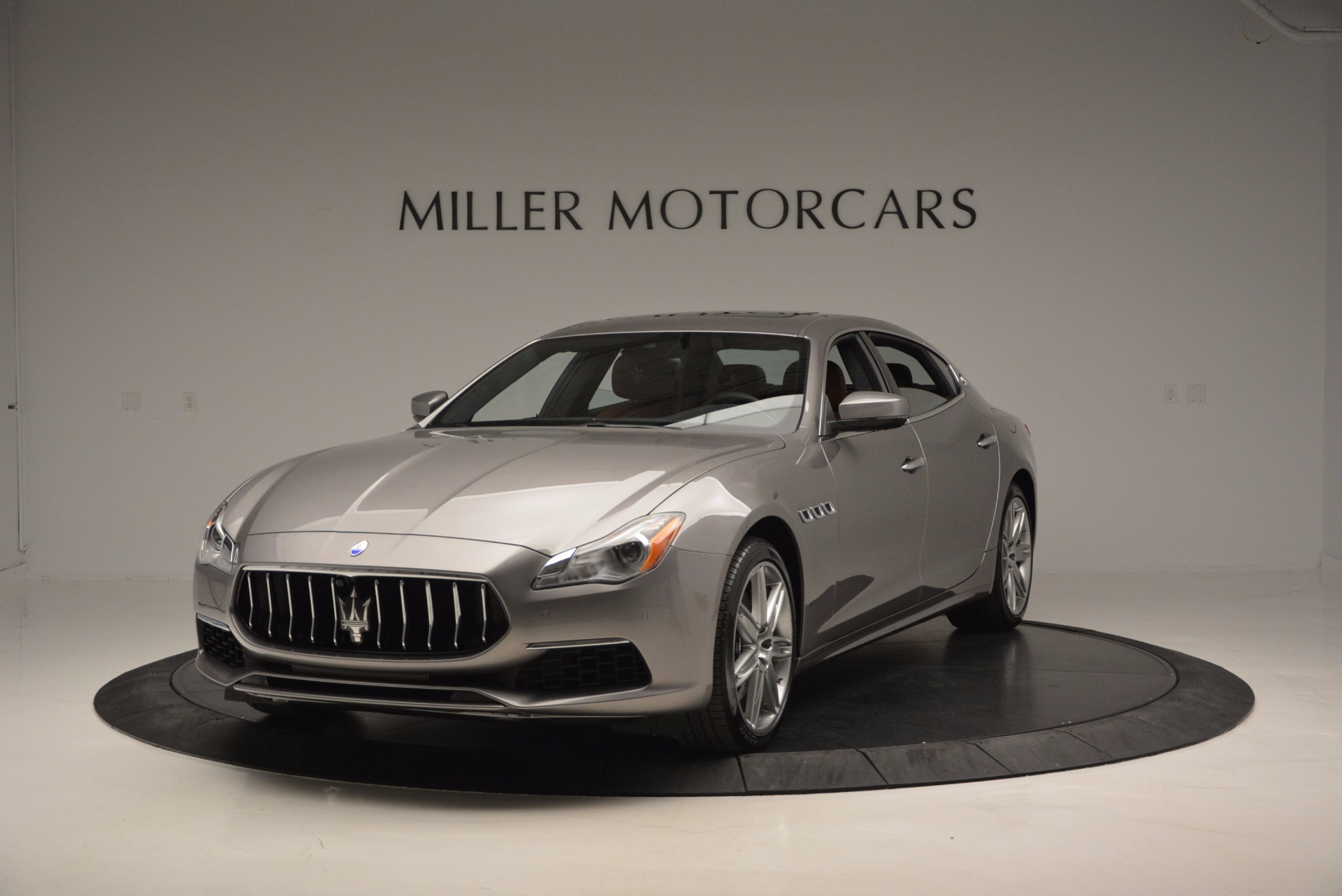New 2017 Maserati Quattroporte S Q4 GranLusso For Sale In Greenwich, CT 1265_main