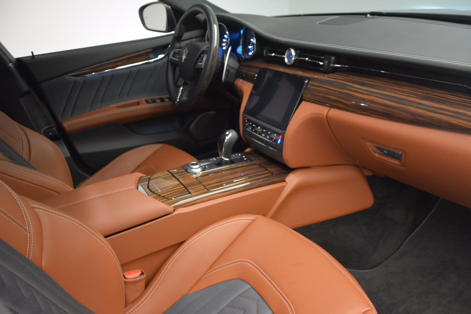 New 2017 Maserati Quattroporte S Q4 GranLusso For Sale In Greenwich, CT 1266_p16