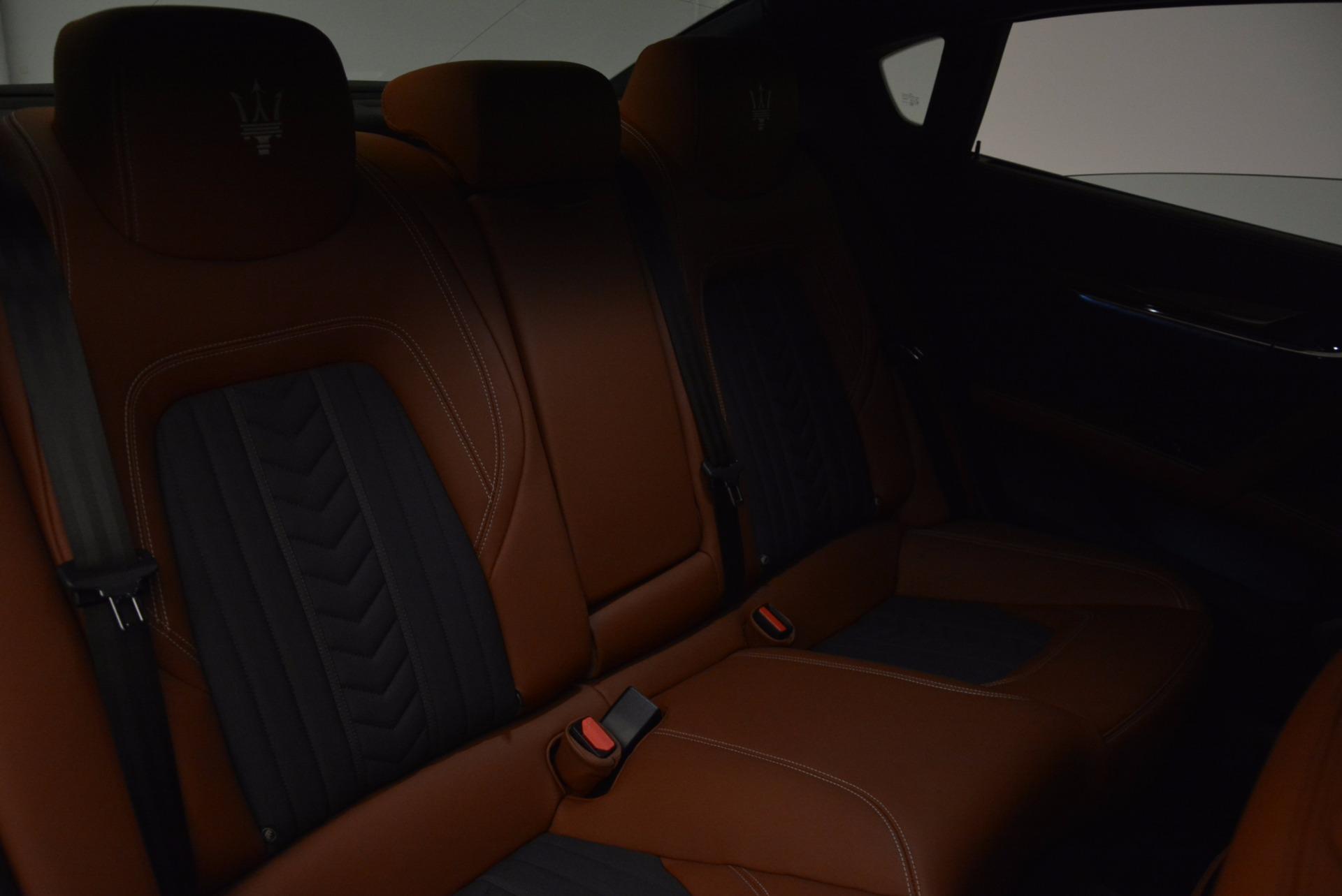 New 2017 Maserati Quattroporte S Q4 GranLusso For Sale In Greenwich, CT 1266_p23