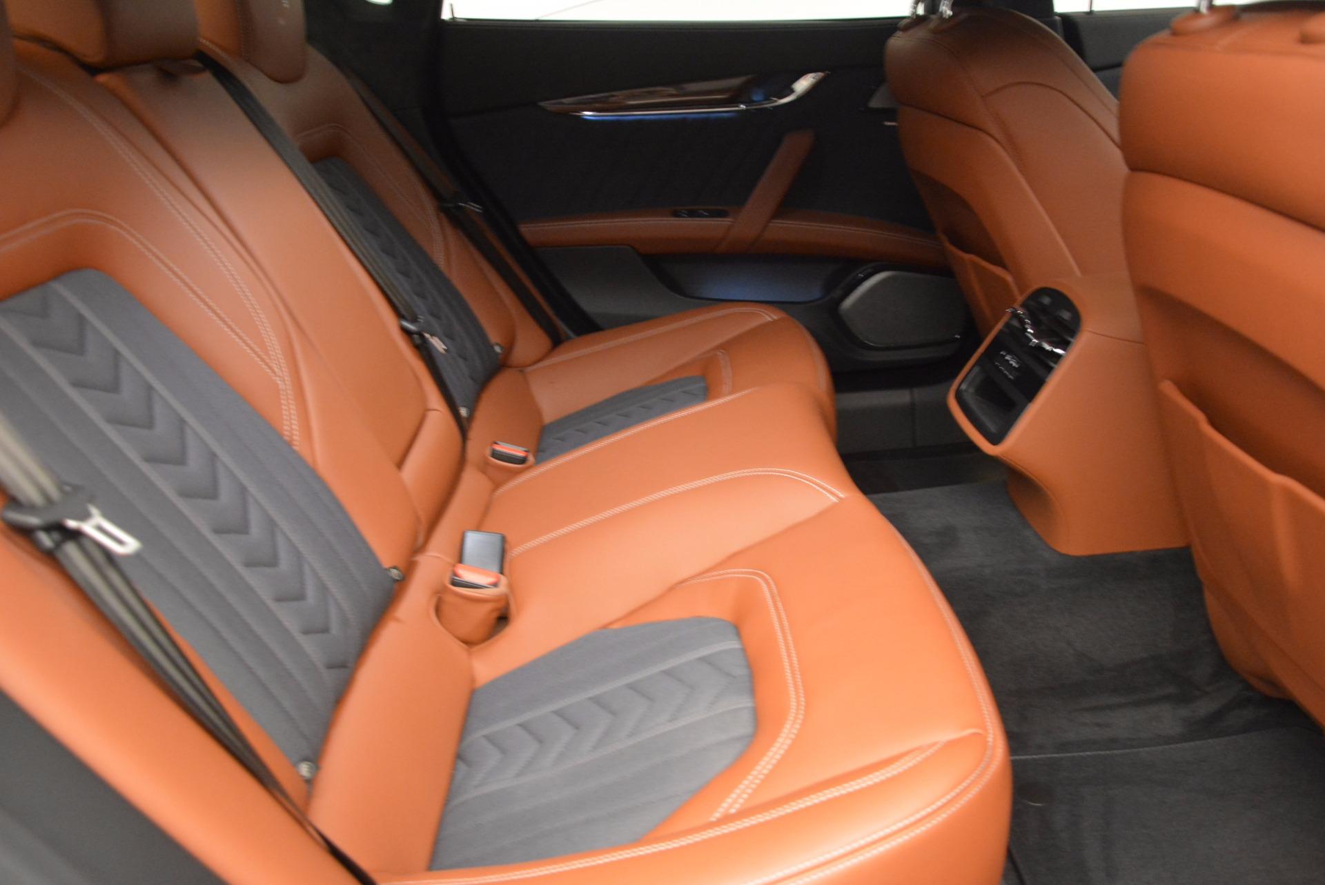 New 2017 Maserati Quattroporte S Q4 GranLusso For Sale In Greenwich, CT 1266_p25