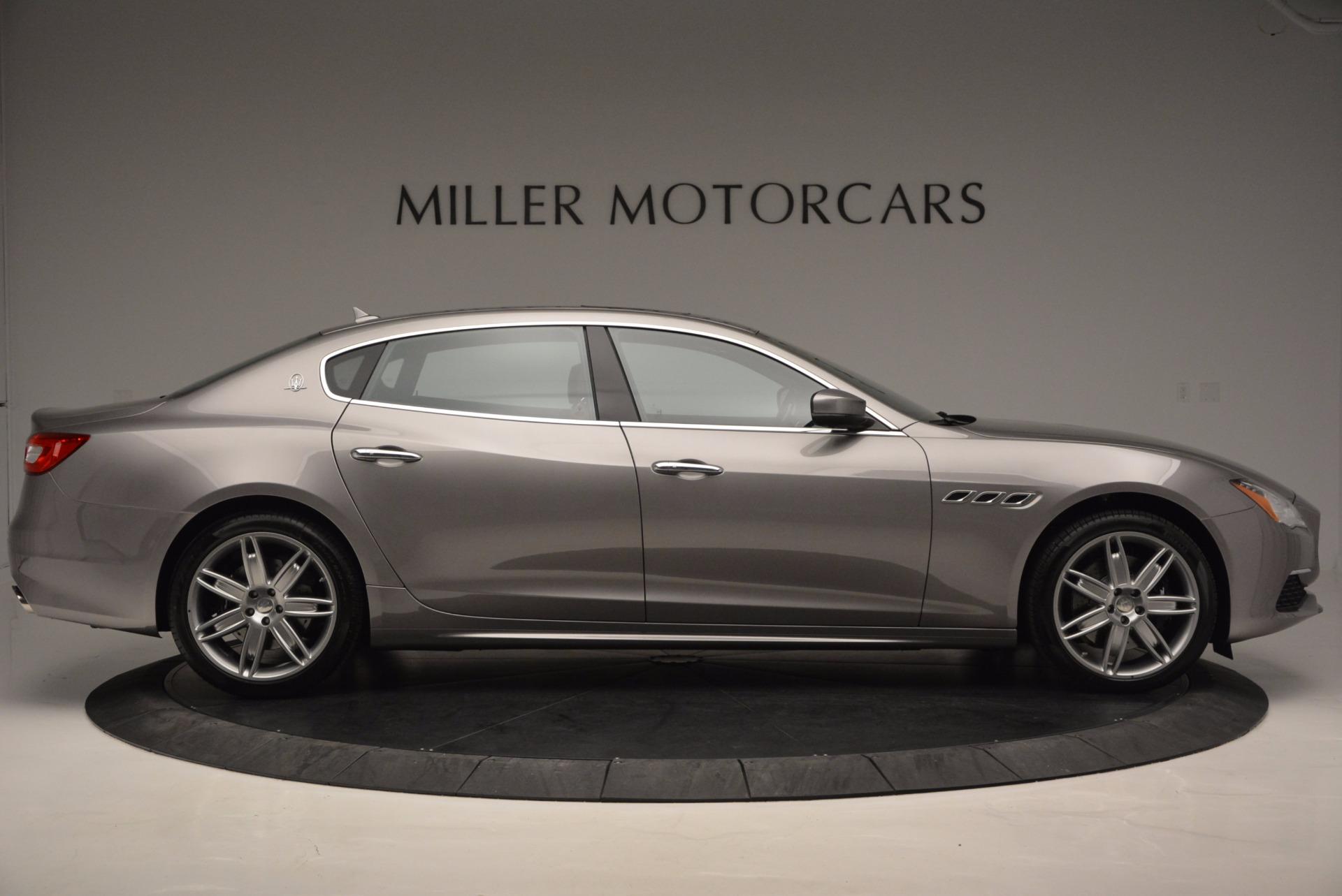 New 2017 Maserati Quattroporte S Q4 GranLusso For Sale In Greenwich, CT 1266_p9