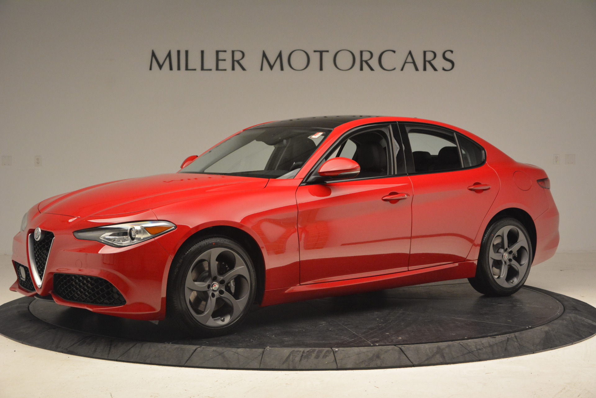 New 2017 Alfa Romeo Giulia Q4 For Sale In Greenwich, CT 1268_p3