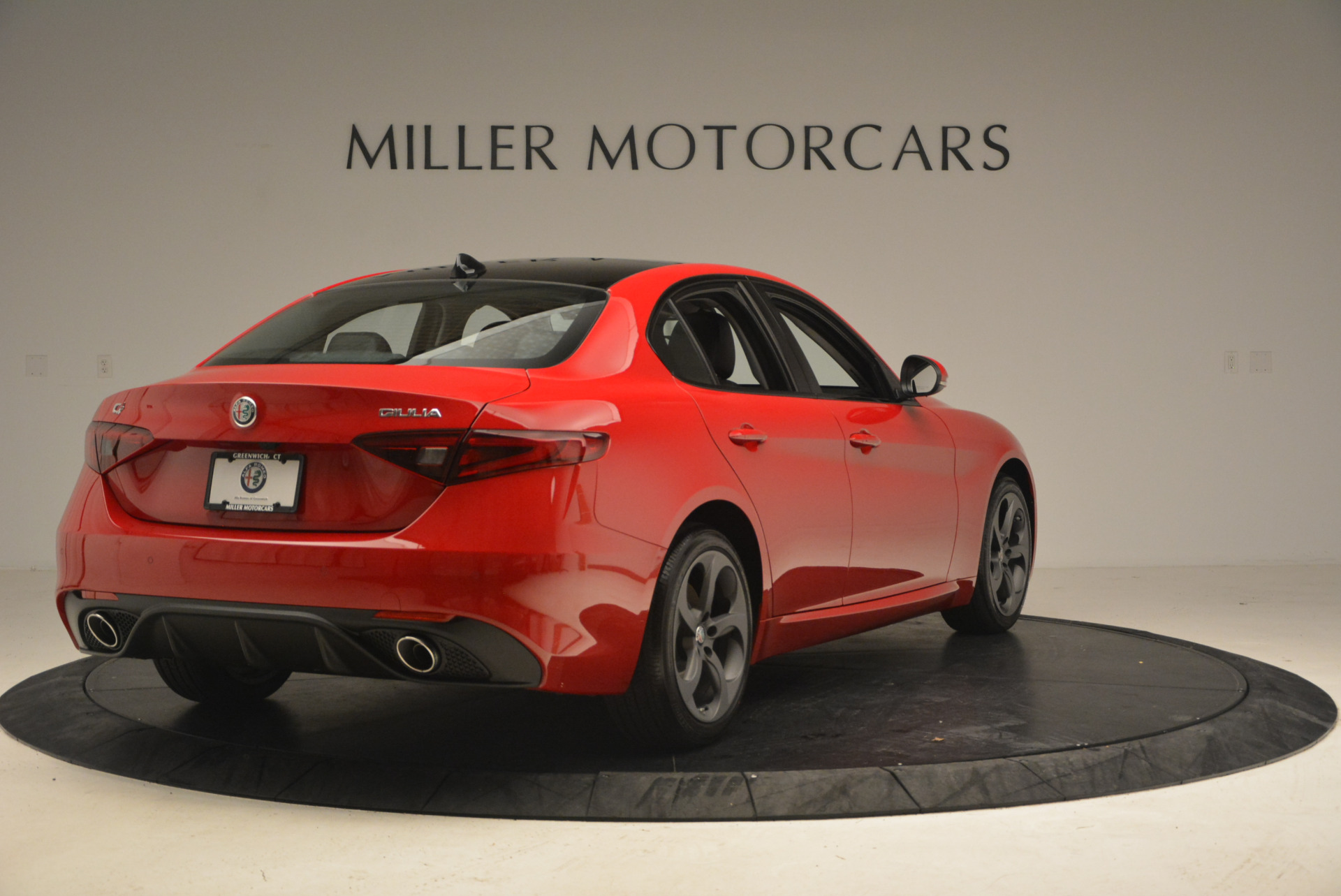 New 2017 Alfa Romeo Giulia Q4 For Sale In Greenwich, CT 1268_p8