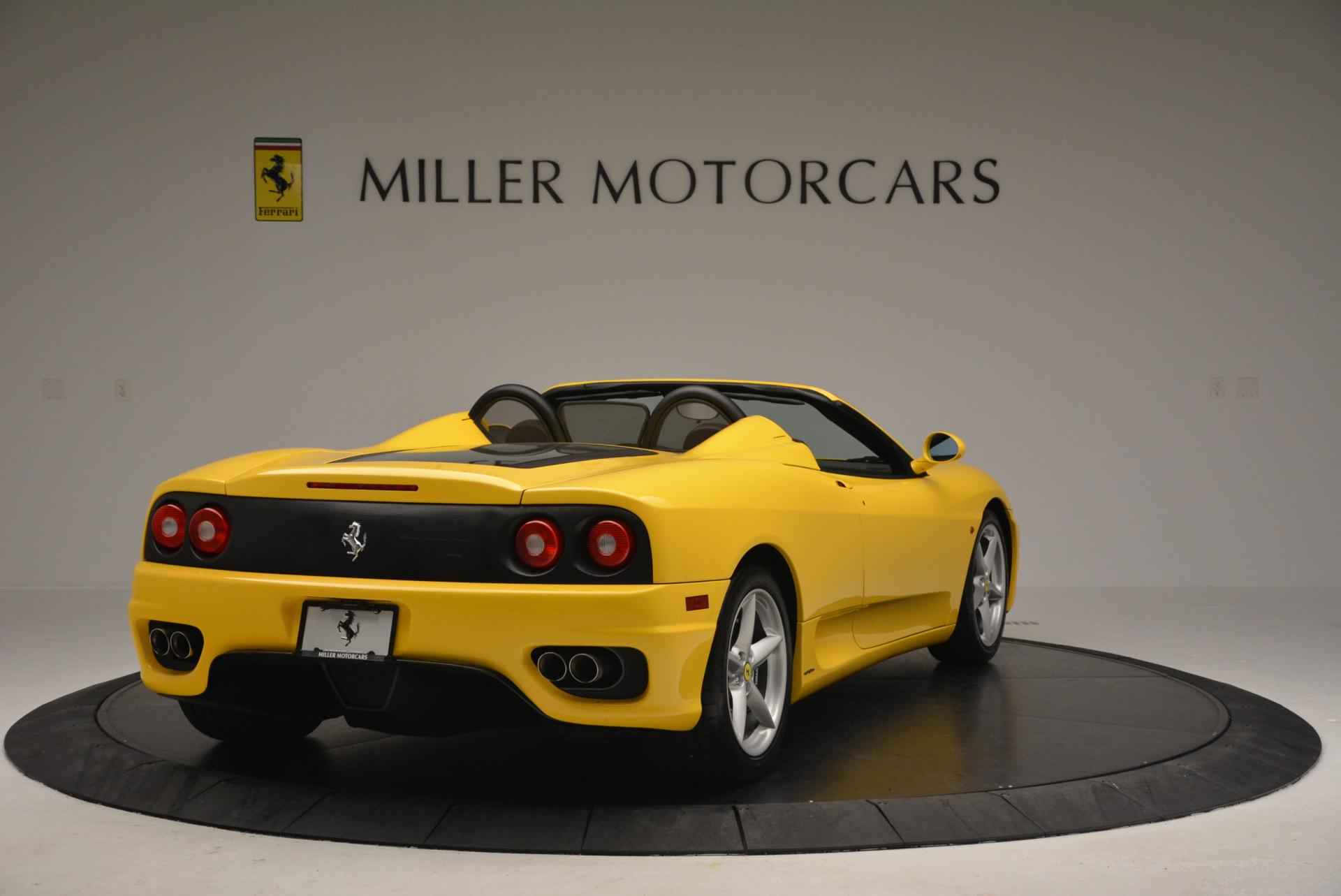 Used 2003 Ferrari 360 Spider 6-Speed Manual  For Sale In Greenwich, CT 127_p7