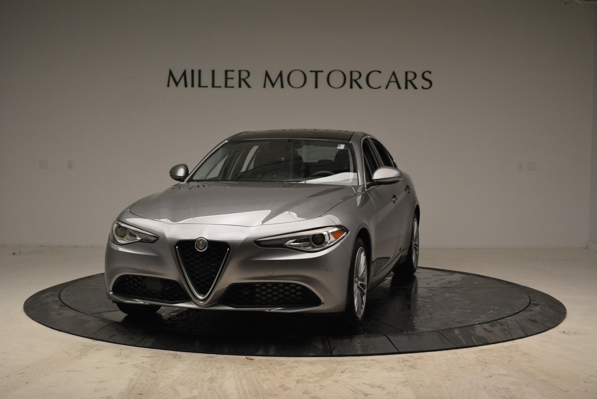 New 2017 Alfa Romeo Giulia Ti Lusso Q4 For Sale In Greenwich, CT 1270_main