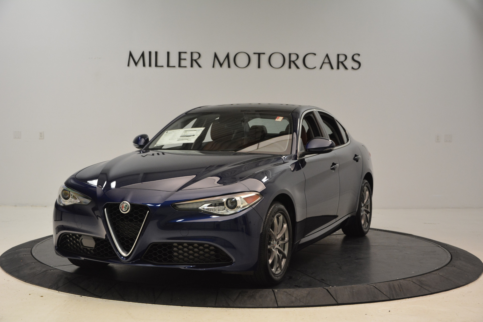New 2017 Alfa Romeo Giulia Q4 For Sale In Greenwich, CT 1276_main