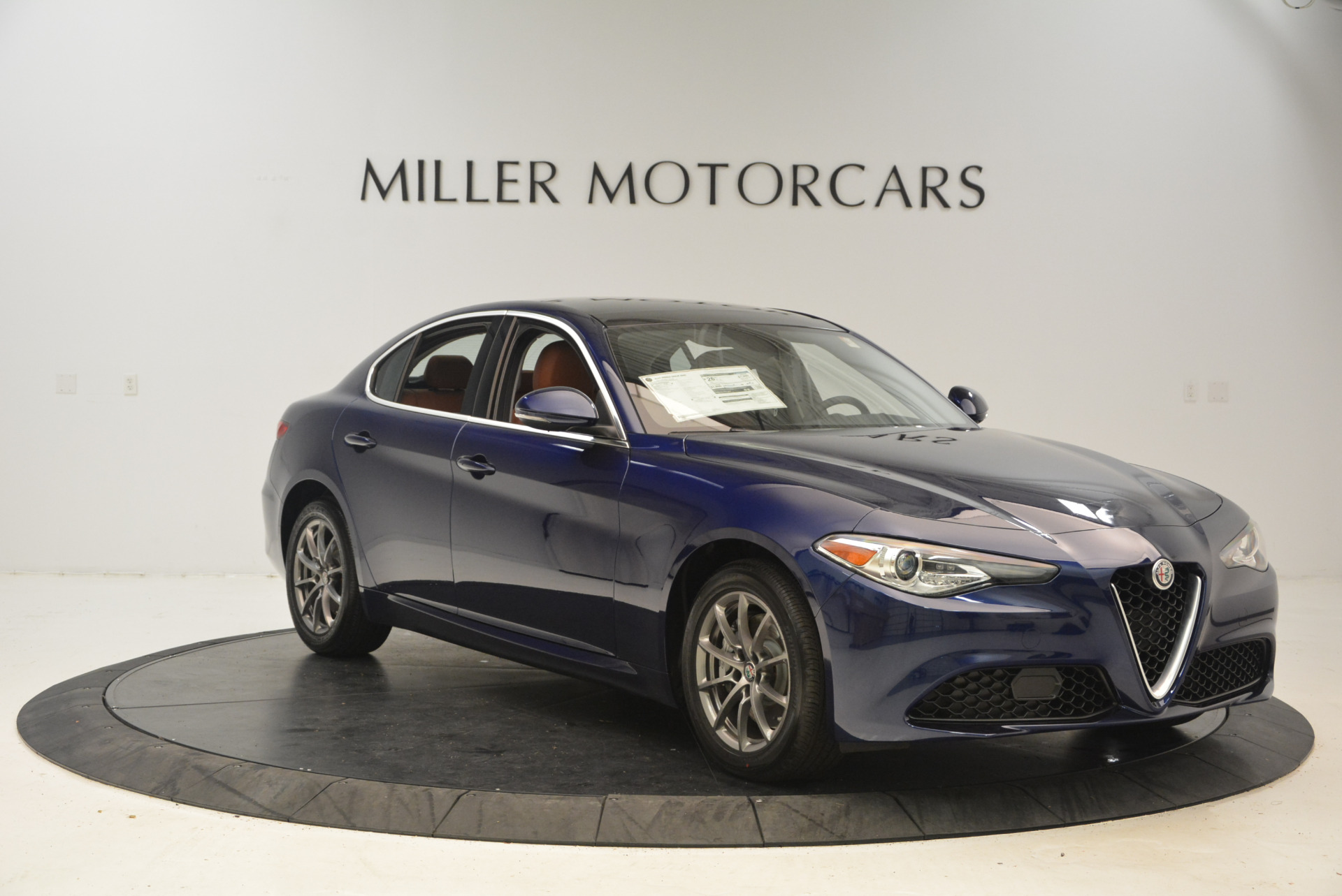New 2017 Alfa Romeo Giulia Q4 For Sale In Greenwich, CT 1276_p11