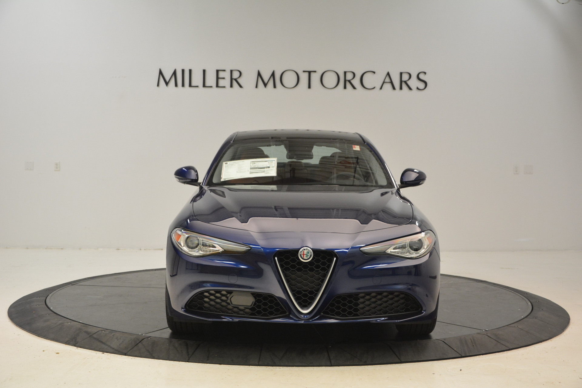 New 2017 Alfa Romeo Giulia Q4 For Sale In Greenwich, CT 1276_p12