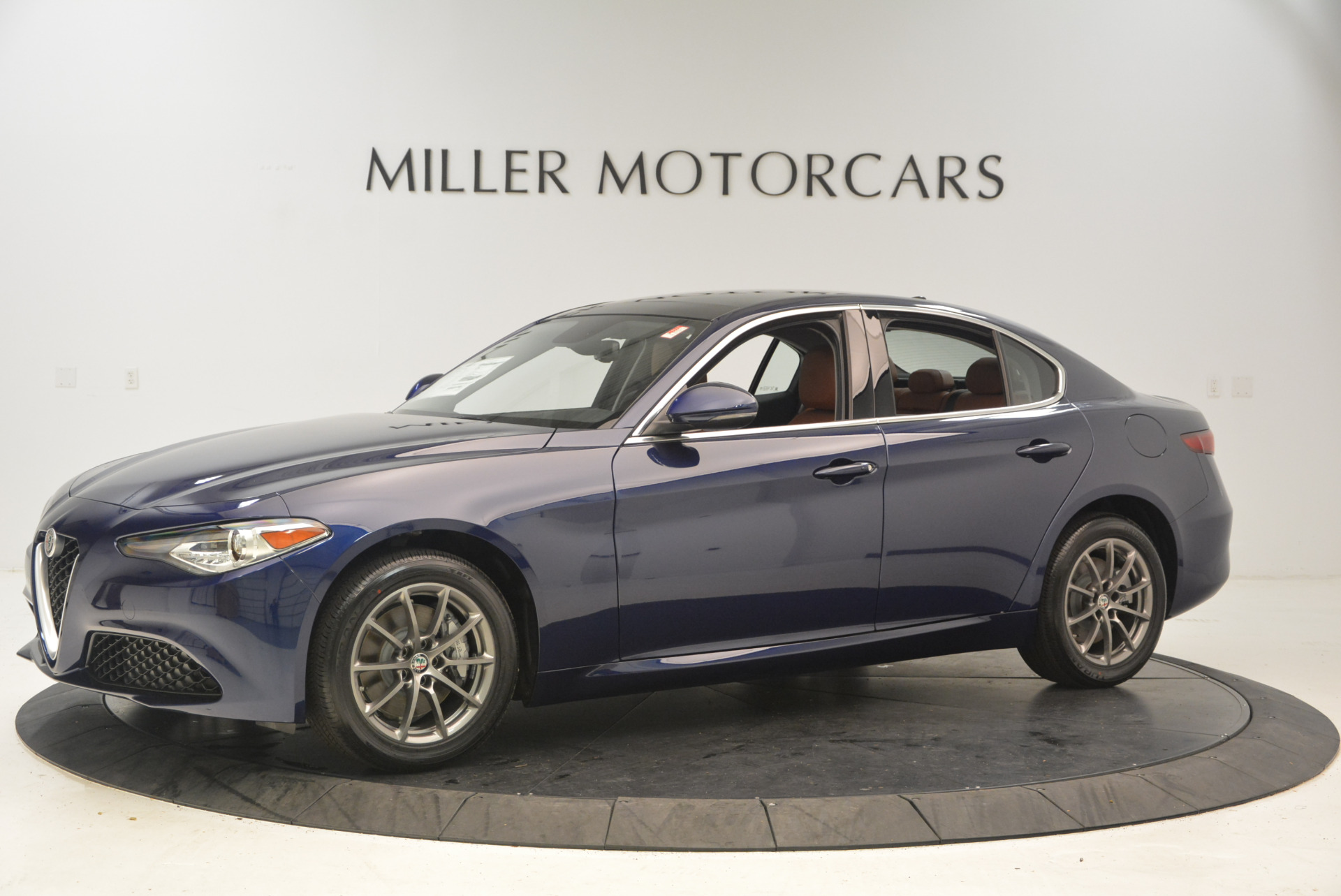 New 2017 Alfa Romeo Giulia Q4 For Sale In Greenwich, CT 1276_p2