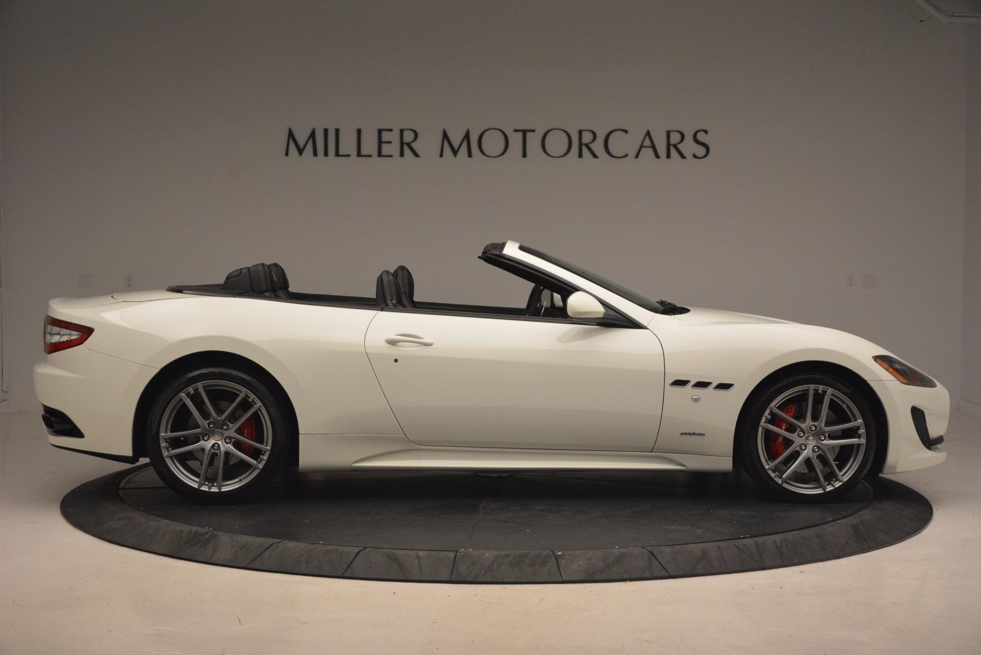 Used 2016 Maserati GranTurismo Sport For Sale In Greenwich, CT 1278_p10