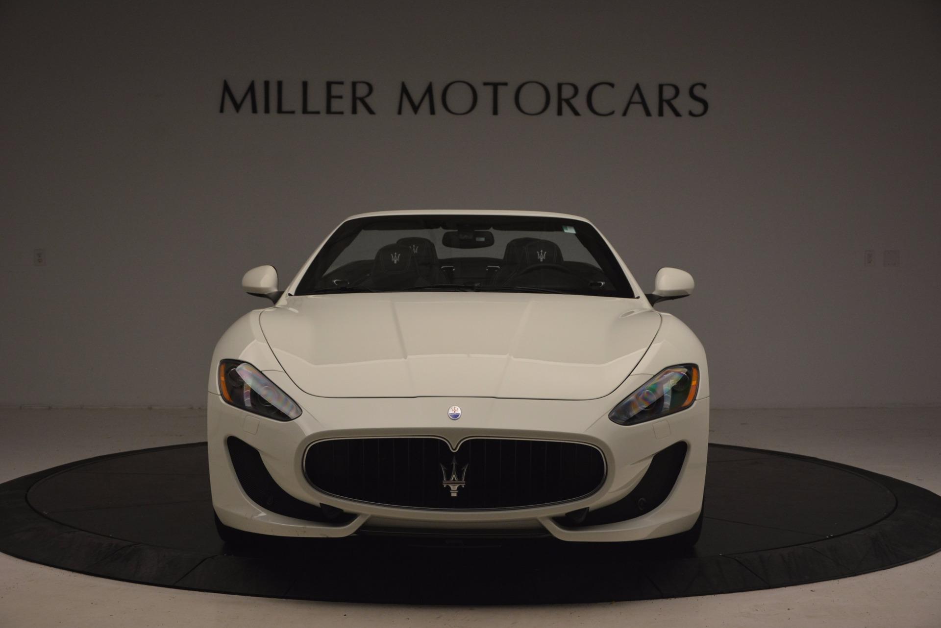 Used 2016 Maserati GranTurismo Sport For Sale In Greenwich, CT 1278_p13