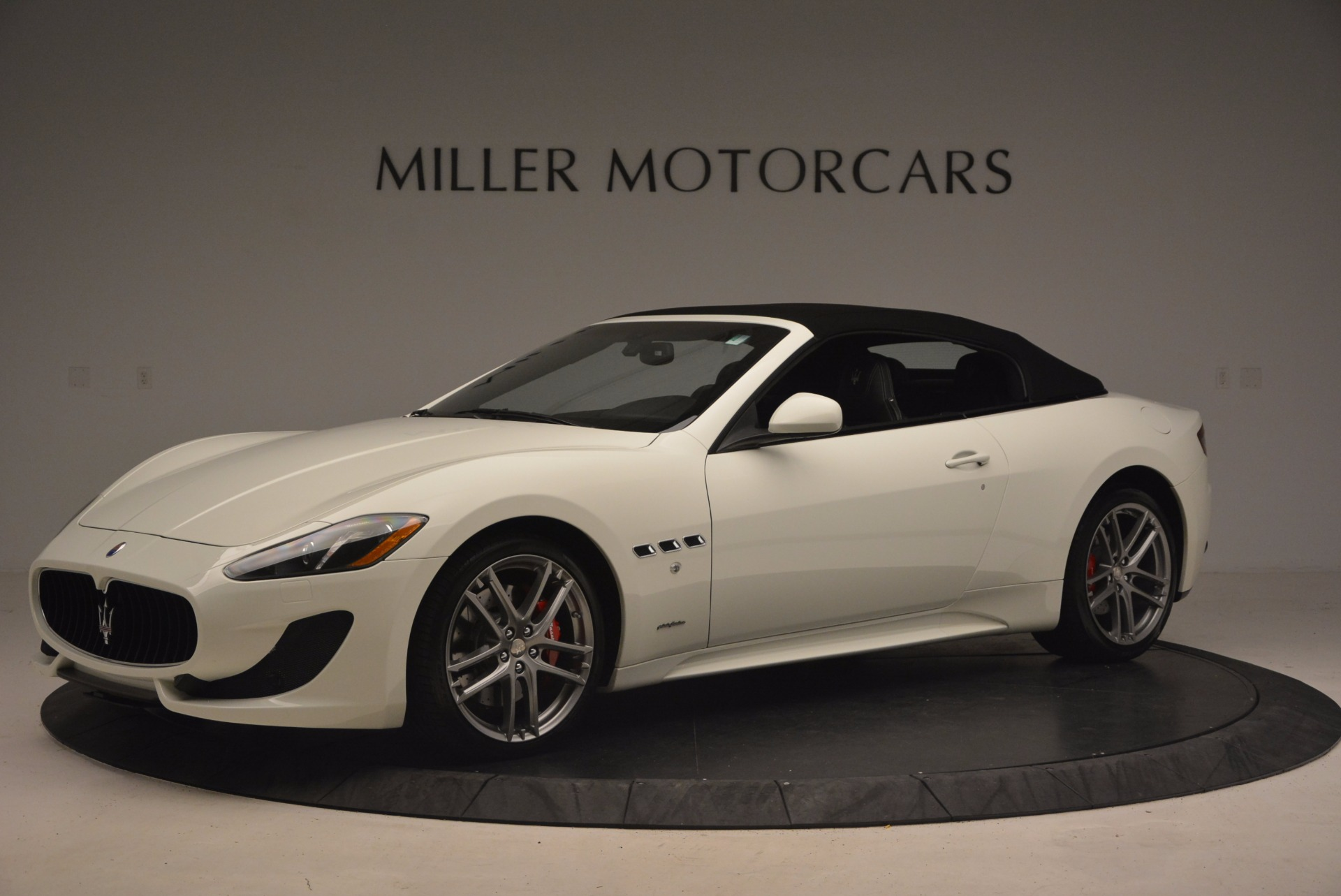 Used 2016 Maserati GranTurismo Sport For Sale In Greenwich, CT 1278_p15