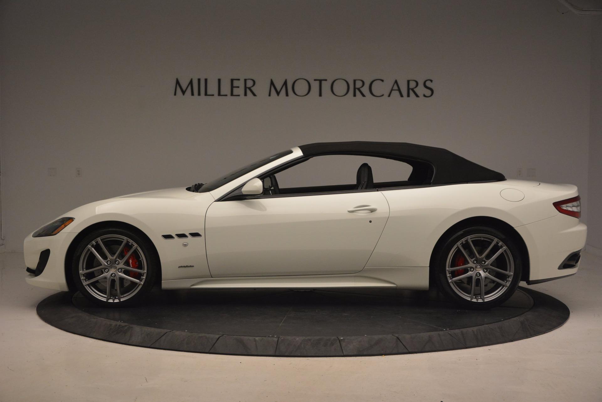 Used 2016 Maserati GranTurismo Sport For Sale In Greenwich, CT 1278_p16