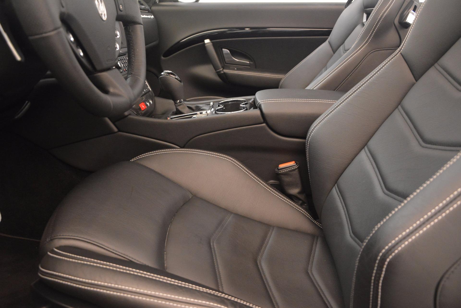 Used 2016 Maserati GranTurismo Sport For Sale In Greenwich, CT 1278_p27
