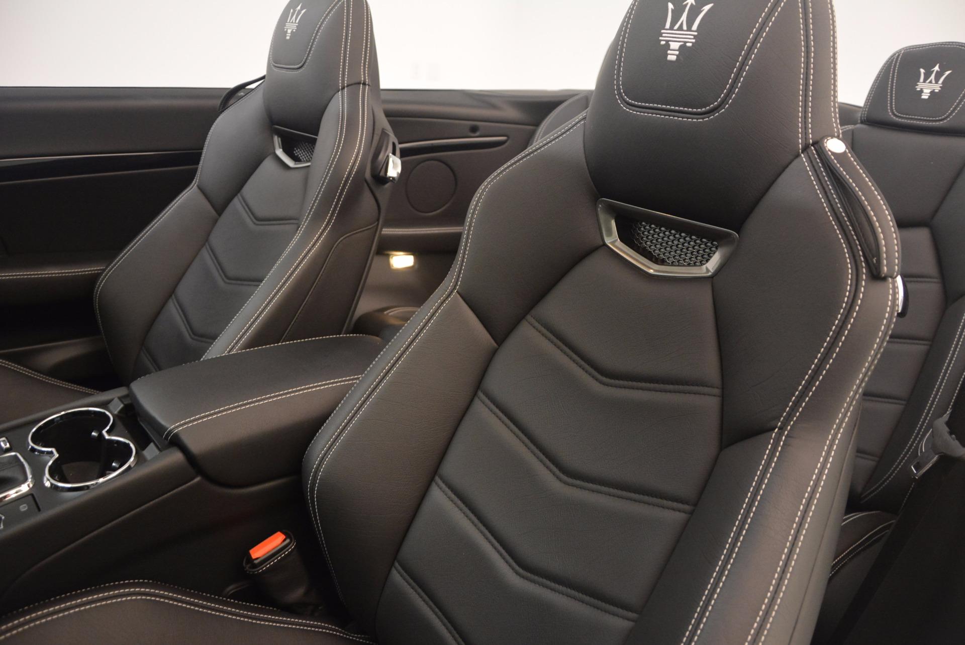 Used 2016 Maserati GranTurismo Sport For Sale In Greenwich, CT 1278_p28