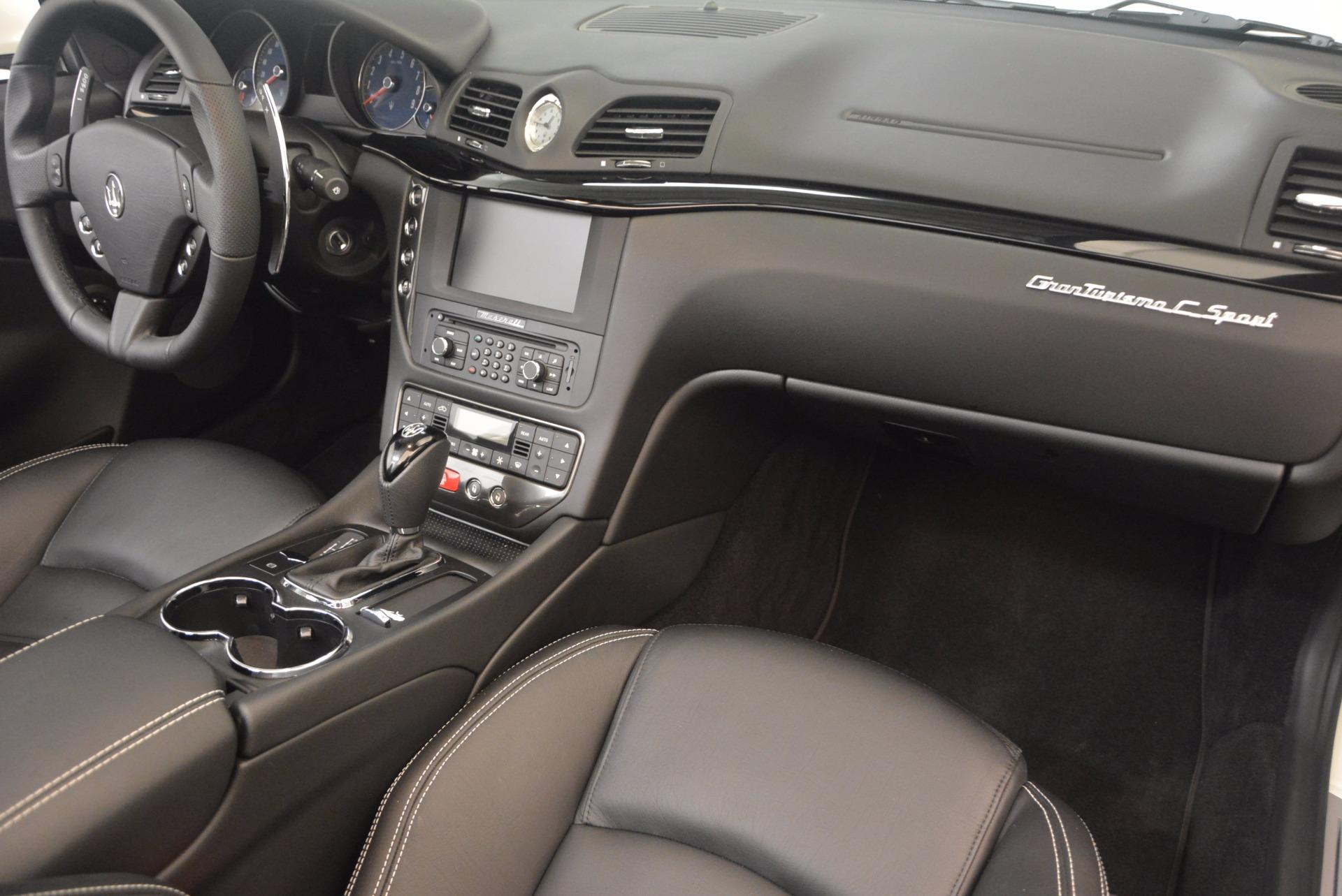 Used 2016 Maserati GranTurismo Sport For Sale In Greenwich, CT 1278_p32