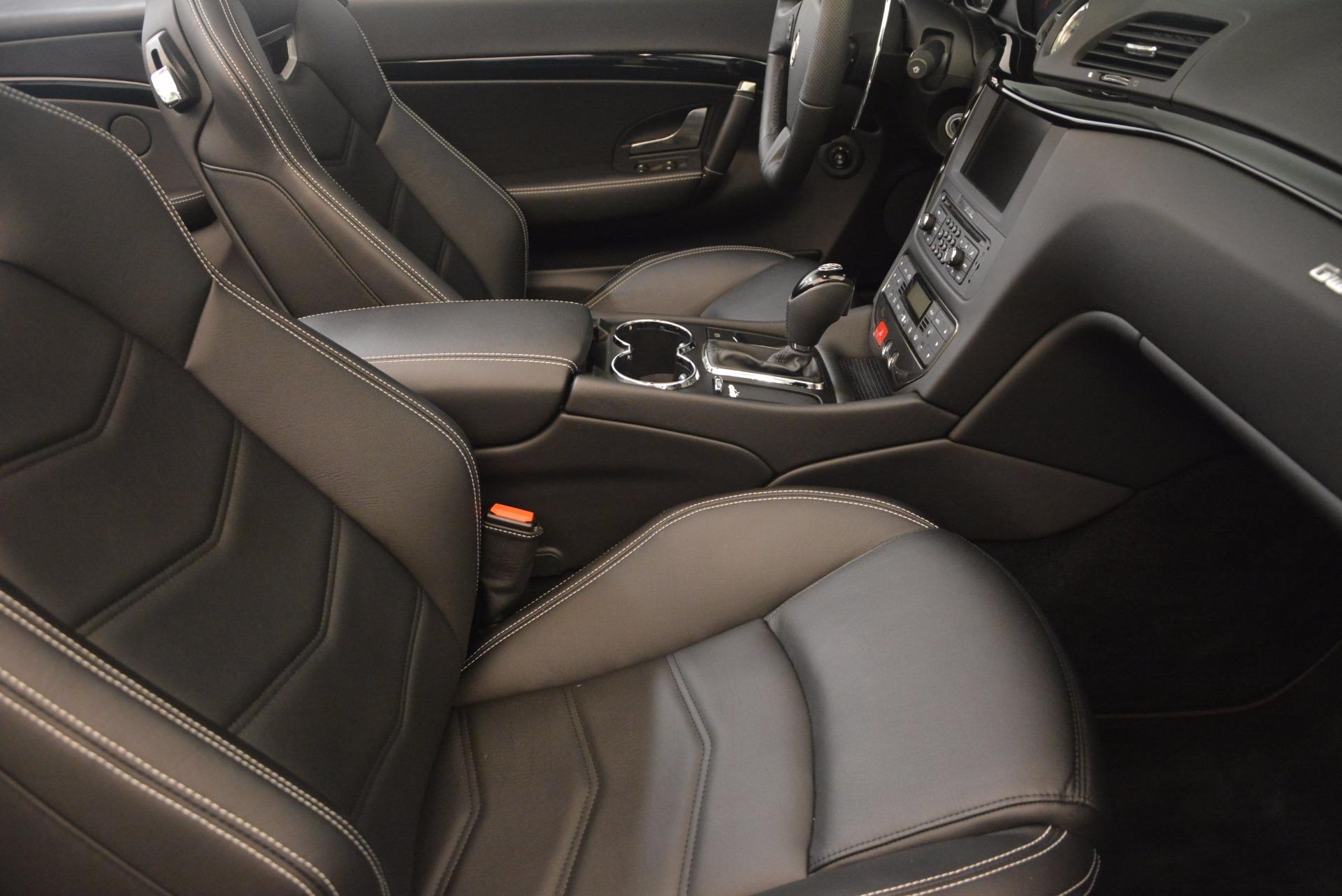 Used 2016 Maserati GranTurismo Sport For Sale In Greenwich, CT 1278_p33