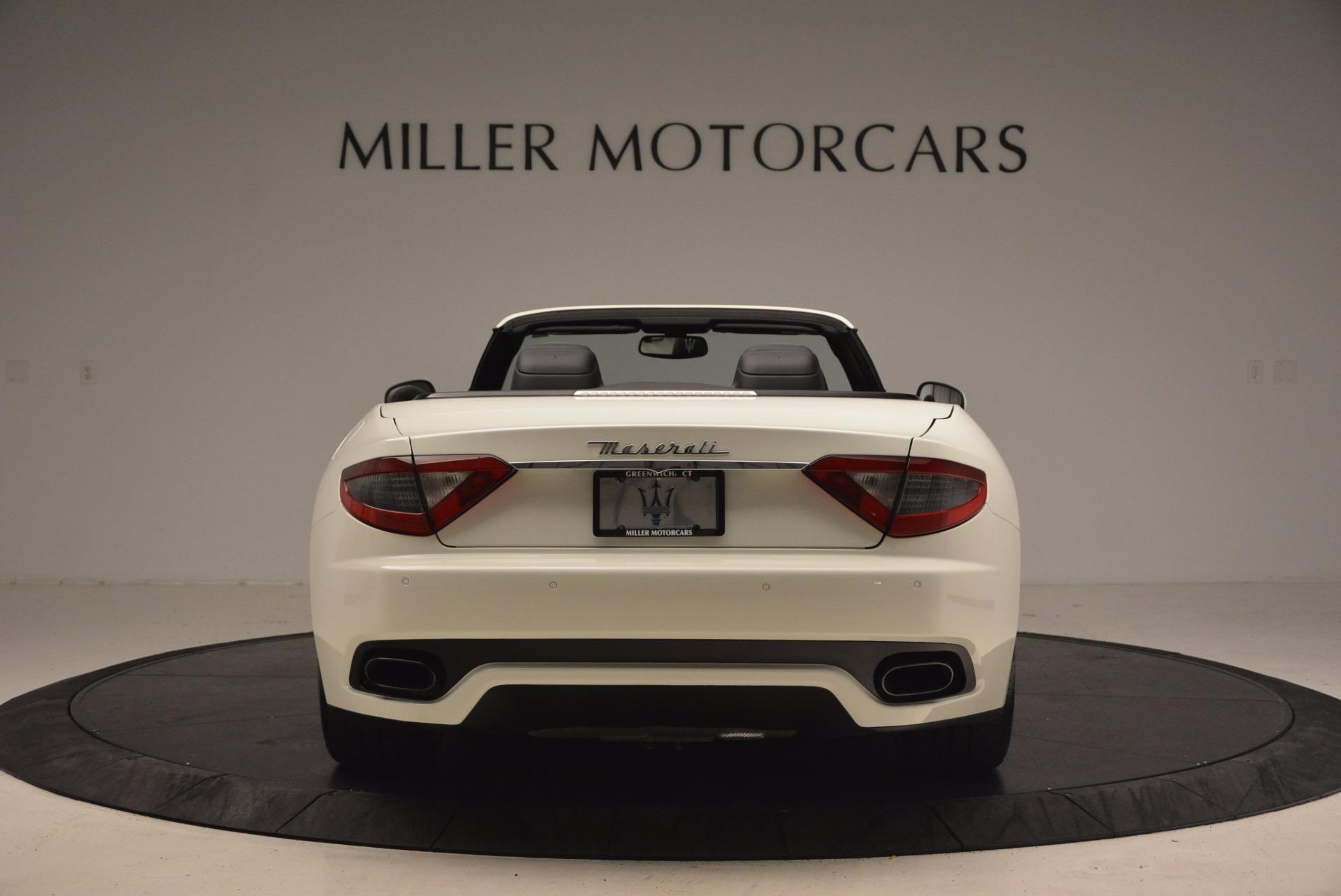 Used 2016 Maserati GranTurismo Sport For Sale In Greenwich, CT 1278_p6