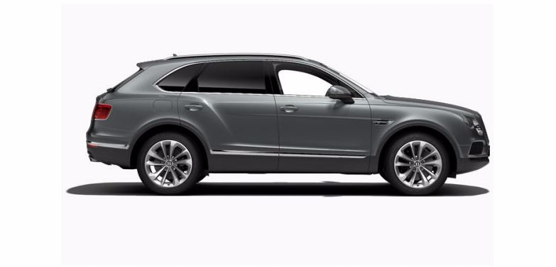 Used 2017 Bentley Bentayga  For Sale In Greenwich, CT 1279_p3