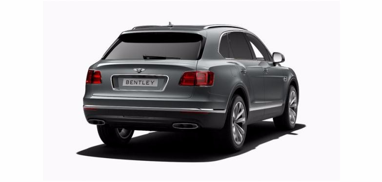 Used 2017 Bentley Bentayga  For Sale In Greenwich, CT 1279_p4