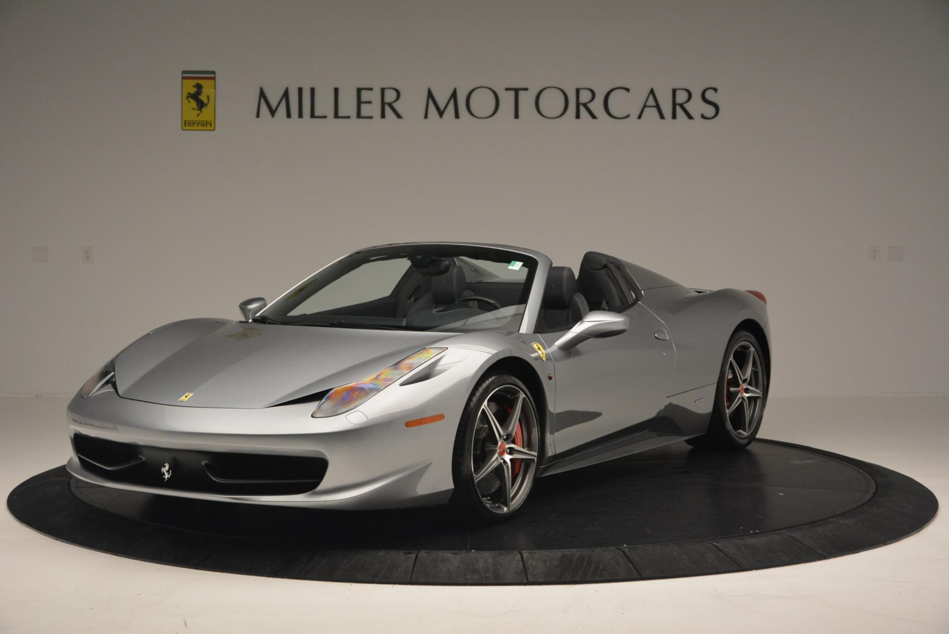 Used 2013 Ferrari 458 Spider  For Sale In Greenwich, CT 128_main