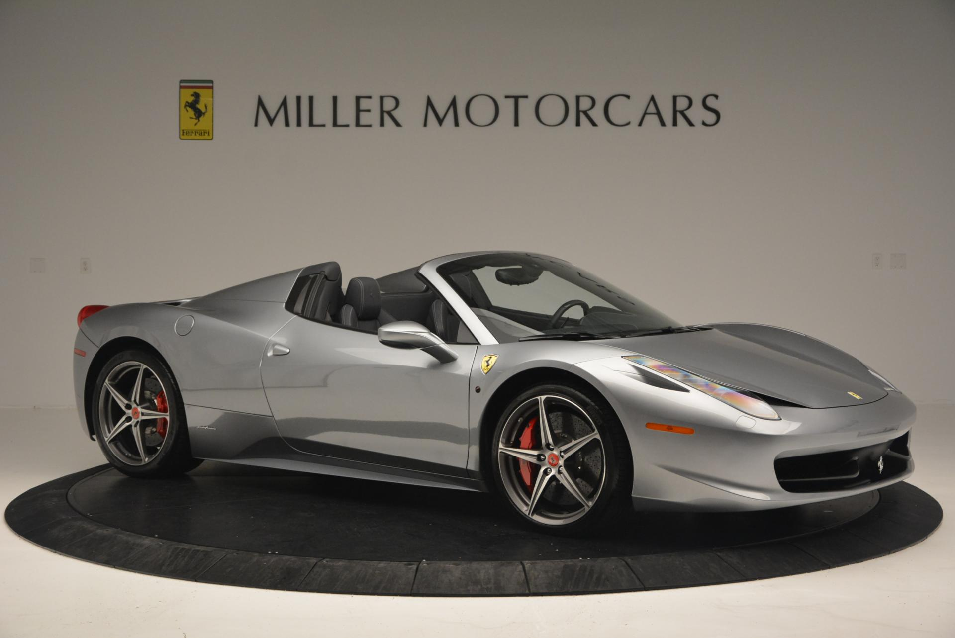 Used 2013 Ferrari 458 Spider  For Sale In Greenwich, CT 128_p10