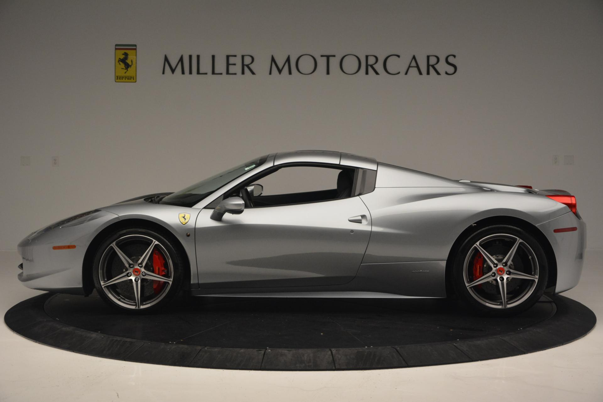 Used 2013 Ferrari 458 Spider  For Sale In Greenwich, CT 128_p15