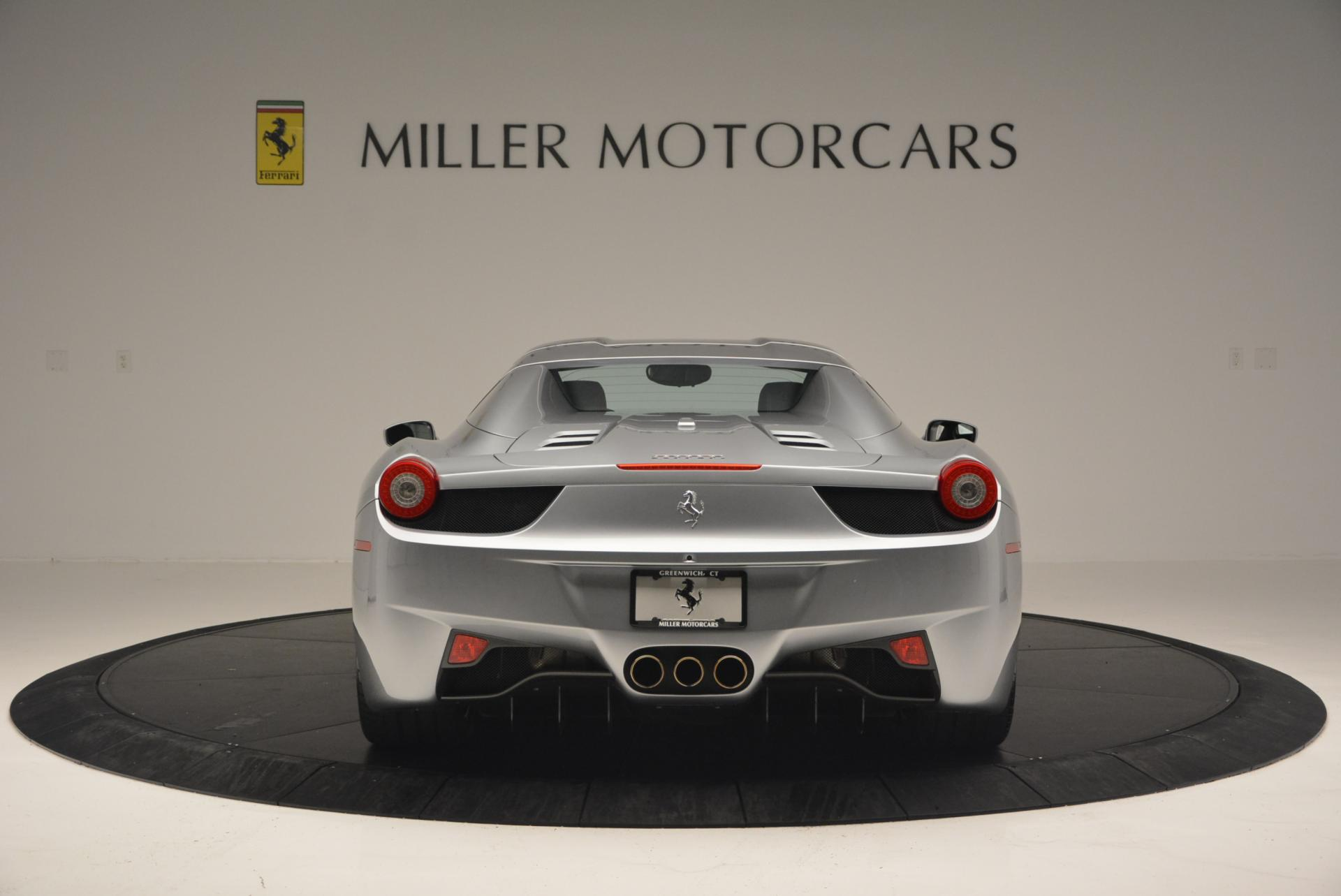 Used 2013 Ferrari 458 Spider  For Sale In Greenwich, CT 128_p18