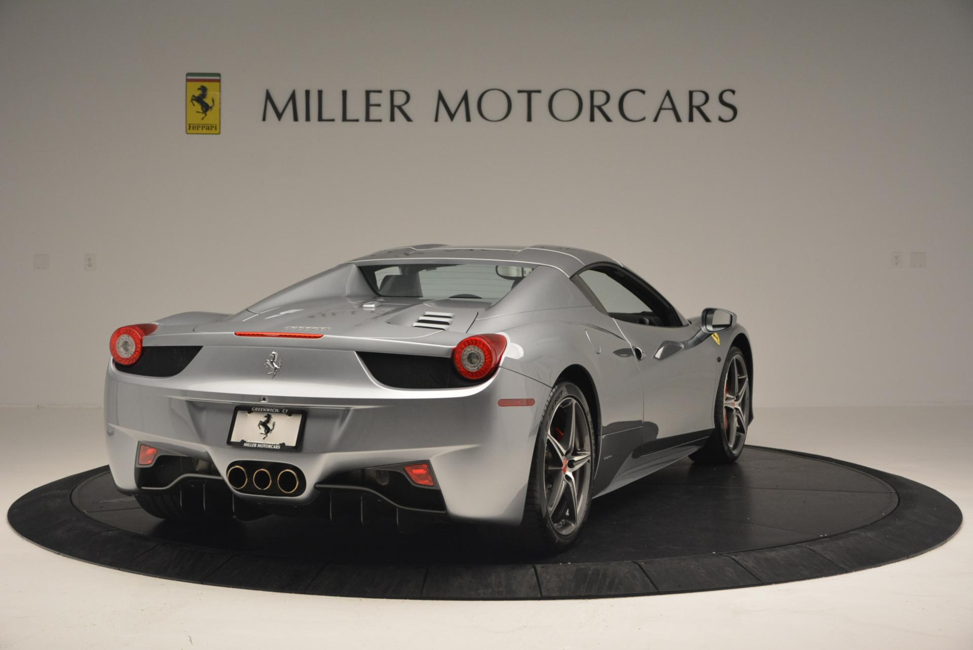 Used 2013 Ferrari 458 Spider  For Sale In Greenwich, CT 128_p19