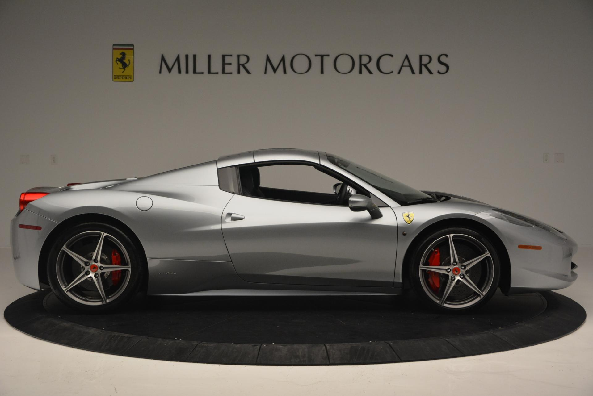 Used 2013 Ferrari 458 Spider  For Sale In Greenwich, CT 128_p21