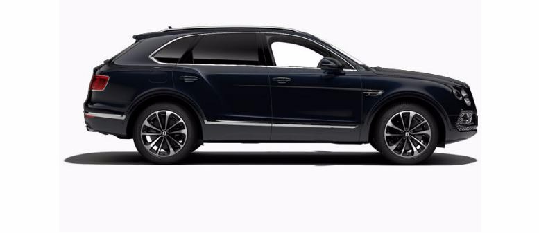 Used 2017 Bentley Bentayga  For Sale In Greenwich, CT 1280_p3