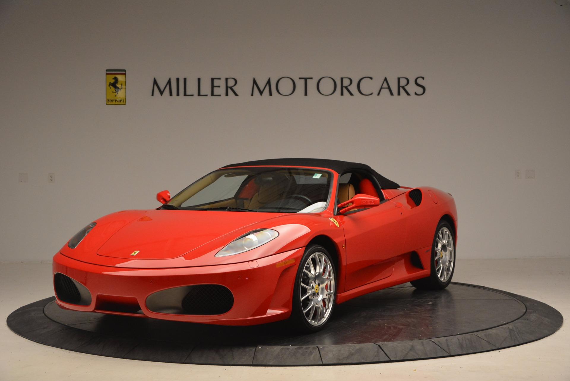 Used 2008 Ferrari F430 Spider For Sale In Greenwich, CT 1282_p13