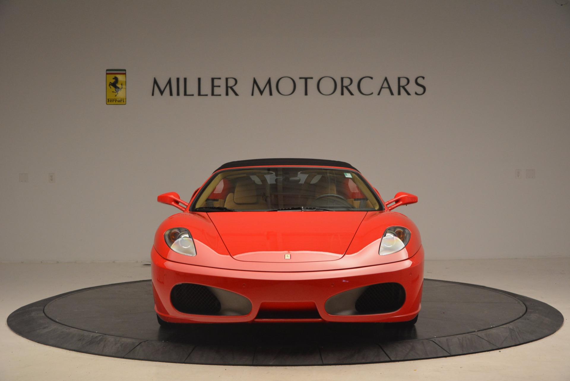 Used 2008 Ferrari F430 Spider For Sale In Greenwich, CT 1282_p24
