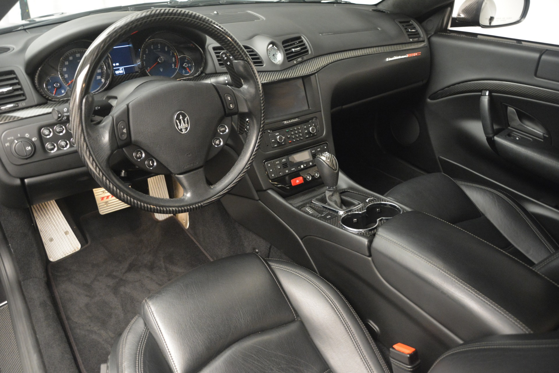 Used 2012 Maserati GranTurismo MC For Sale In Greenwich, CT 1284_p13